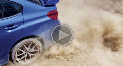 2015 Subaru WRX AWD