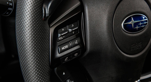 2015 Subaru WRX Bluetooth
