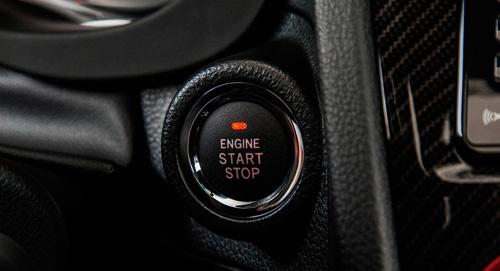 2015 Subaru WRX Push Start