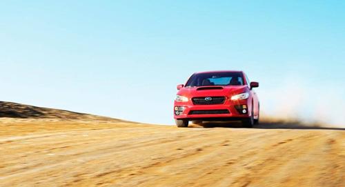 2015 Subaru WRX Variable Boxer Engine