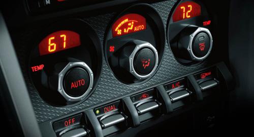 Subaru BRZ Automatic Climate Control