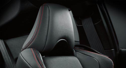 Subaru BRZ Leather Trim