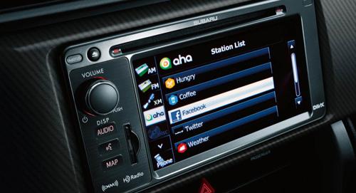 Subaru BRZ Premium Audio