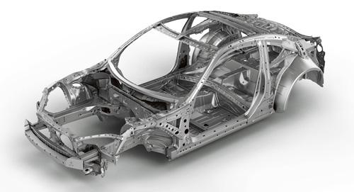 Subaru BRZ Safety Frame
