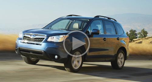 Subaru Forester All Wheel Drive