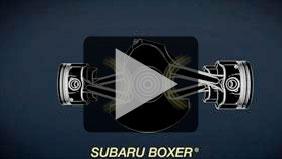 Subaru XV Crosstrek INLIE BOXER ENGINE