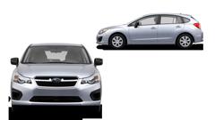 2016 Subaru Impreza  5 Door