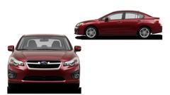 2016 Subaru Impreza Limited 4 Door