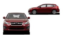 2016 Subaru Impreza Limited 5 Door
