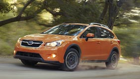 Subaru XV Crosstrek Hybrid Vehicle Dynamics Control