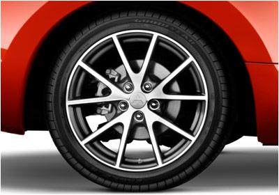 18-inch Alloy Wheel